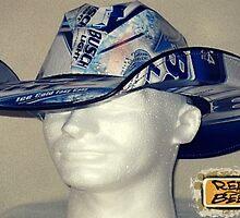 Beer Case Cowboy Hats Rule by shakiamen26