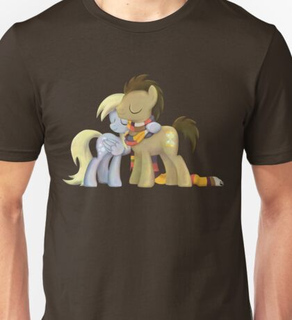 My Little Pony - MLP - Derpy and The Doctor Unisex T-Shirt