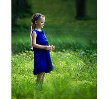 Little Princess Photographic Print