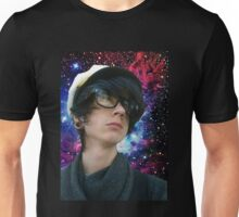 Chillin in space Unisex T-Shirt