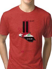 9/11 Tri-blend T-Shirt