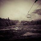 Retro Ski by J. D. Adsit