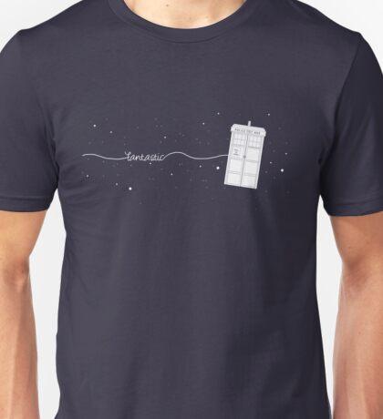 Fantastic TARDIS Unisex T-Shirt