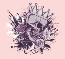 King Skull by KimberlyMarie
