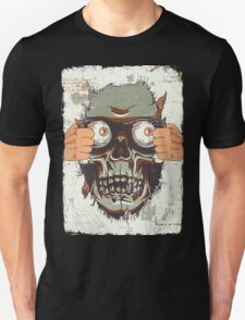 Under Face Unisex T-Shirt