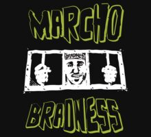 Marcho Madness by Rob Davies