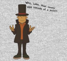 Professor Layton by Typos Included