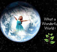 What a Wonderful World by Nanagahma
