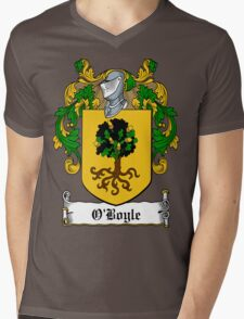 O'Boyle (Donegal)  Mens V-Neck T-Shirt