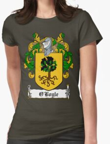 O'Boyle (Donegal)  Womens Fitted T-Shirt