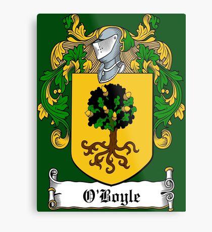 O'Boyle (Donegal)  Metal Print