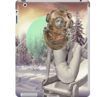 Beautiful winter spirit iPad Case/Skin
