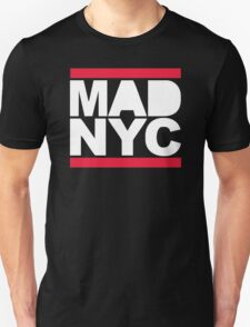 MAD NYC New York City RUN fashion T-Shirt