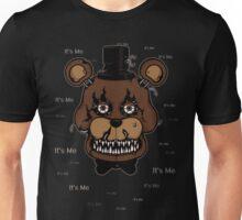 Five Nights at Freddy's - FNAF 4 - Nightmare Freddy - It's Me Unisex T-Shirt