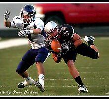 Uindy vs Kentucky Wesleyan Sep 1 2011 #1 by Oscar Salinas