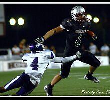 Uindy vs Kentucky Wesleyan Sep 1 2011 #7 by Oscar Salinas