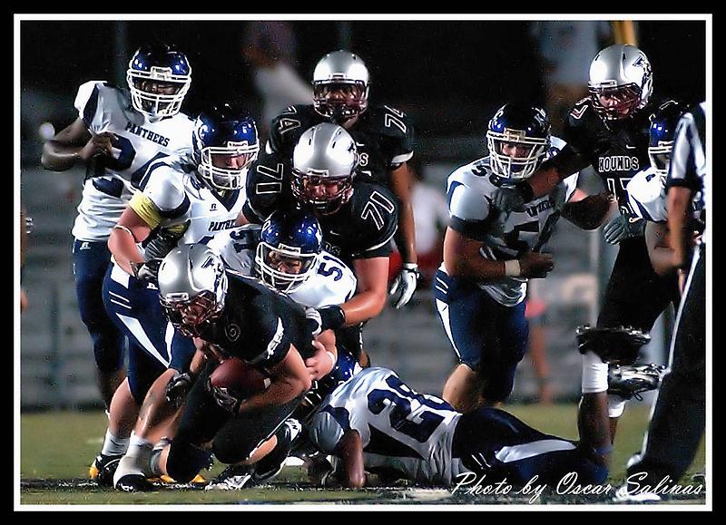 Uindy vs Kentucky Wesleyan Sep 1 2011 #8 by Oscar Salinas