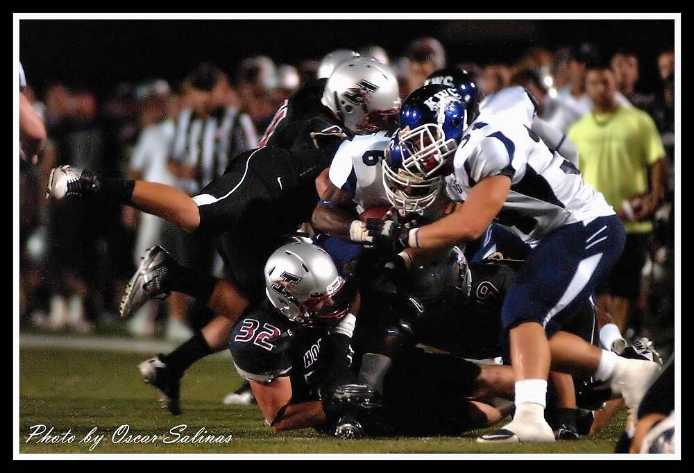 Uindy vs Kentucky Wesleyan Sep 1 2011 #11 by Oscar Salinas