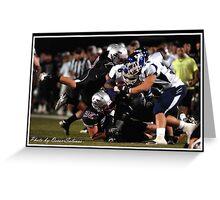 Uindy vs Kentucky Wesleyan Sep 1 2011 #11 Greeting Card