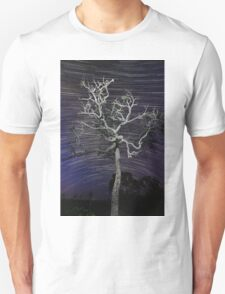 Star trails in the cerrado T-Shirt