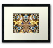 Computer Jewel Framed Print