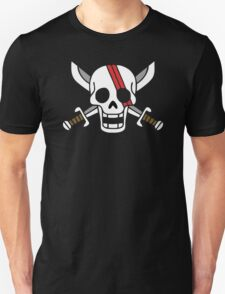 One-Piece-Haired-Pirates-Shanks T-Shirt