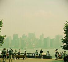 Manhattan, NYC by iac89