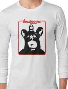 The Stooges Shirt Long Sleeve T-Shirt