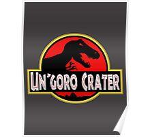 Un'Goro Crater Poster