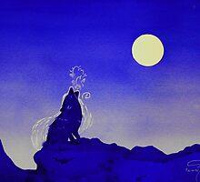 Kai-yo-te' - Calling From The Heart by BearWoman