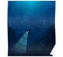 Deep Sea Exploration Poster