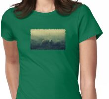 Dreaming of Sheep - JUSTART © Womens Fitted T-Shirt