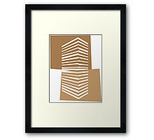 skyscraper pt 2 Framed Print