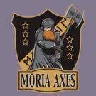 Moria Axes by Faniseto