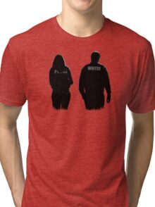 A Writer & His Muse Tri-blend T-Shirt