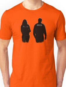 A Writer & His Muse Unisex T-Shirt