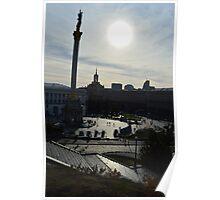 Independence Square, Kiev Poster