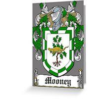 Mooney (Meath)  Greeting Card