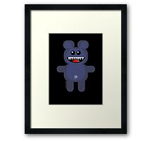 BEAR 1 Framed Print
