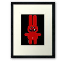 RABBIT 1 Framed Print