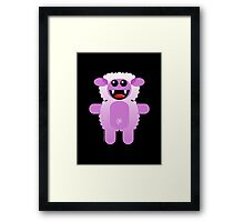 SHEEP 1 Framed Print