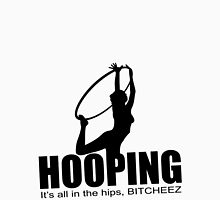 Hooping Womens Fitted T-Shirt