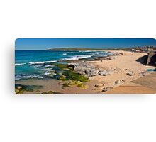 Maroubra beach 2 Canvas Print