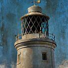 Southwold Lighthouse by Karen  Betts