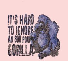 Ignore this gorilla Baby Tee