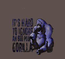 Ignore this gorilla Unisex T-Shirt