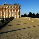 Hampton Court Palace by Kasia Nowak