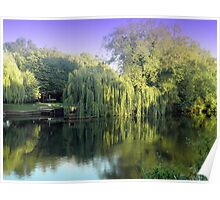 River  Avon at Stratford Poster