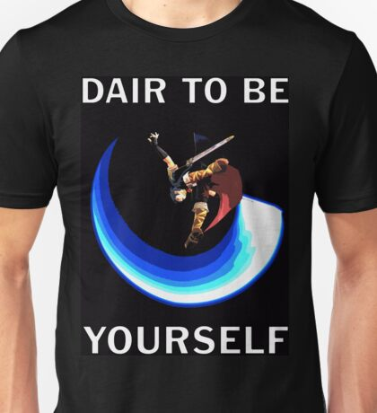 Marth - Dair to be Yourself Unisex T-Shirt