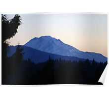 Mt Adams. Washington Poster